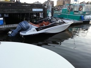 The new 18ft rental boats