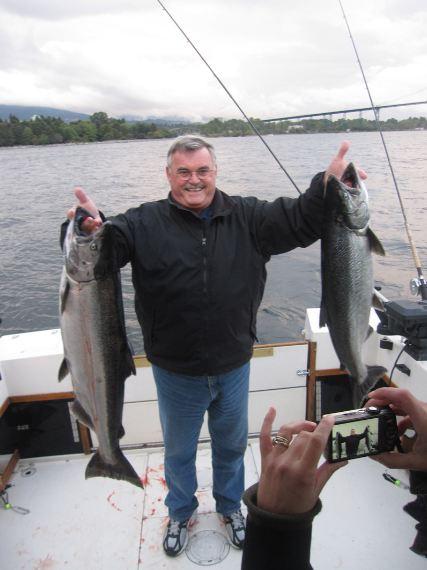 One happy fisherman