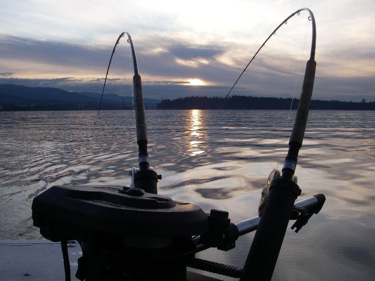Sunset Fishing Charter