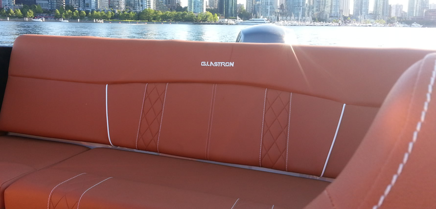 Vancouver Boat Rentals 21ft Bayliner Element