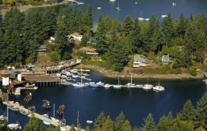 Bowen Island by Rental Boat