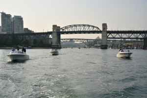 Corporate Event on the water