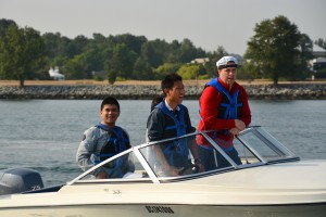 Corporate Event with Granville Island Boat Rentals