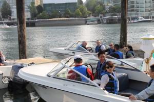 Granville Island Boat Rentals Corporate Events