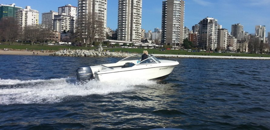 Hourston Glascraft - 17 foot - 75 horse power