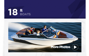 18ft Vancouver Boat Rental Book Online