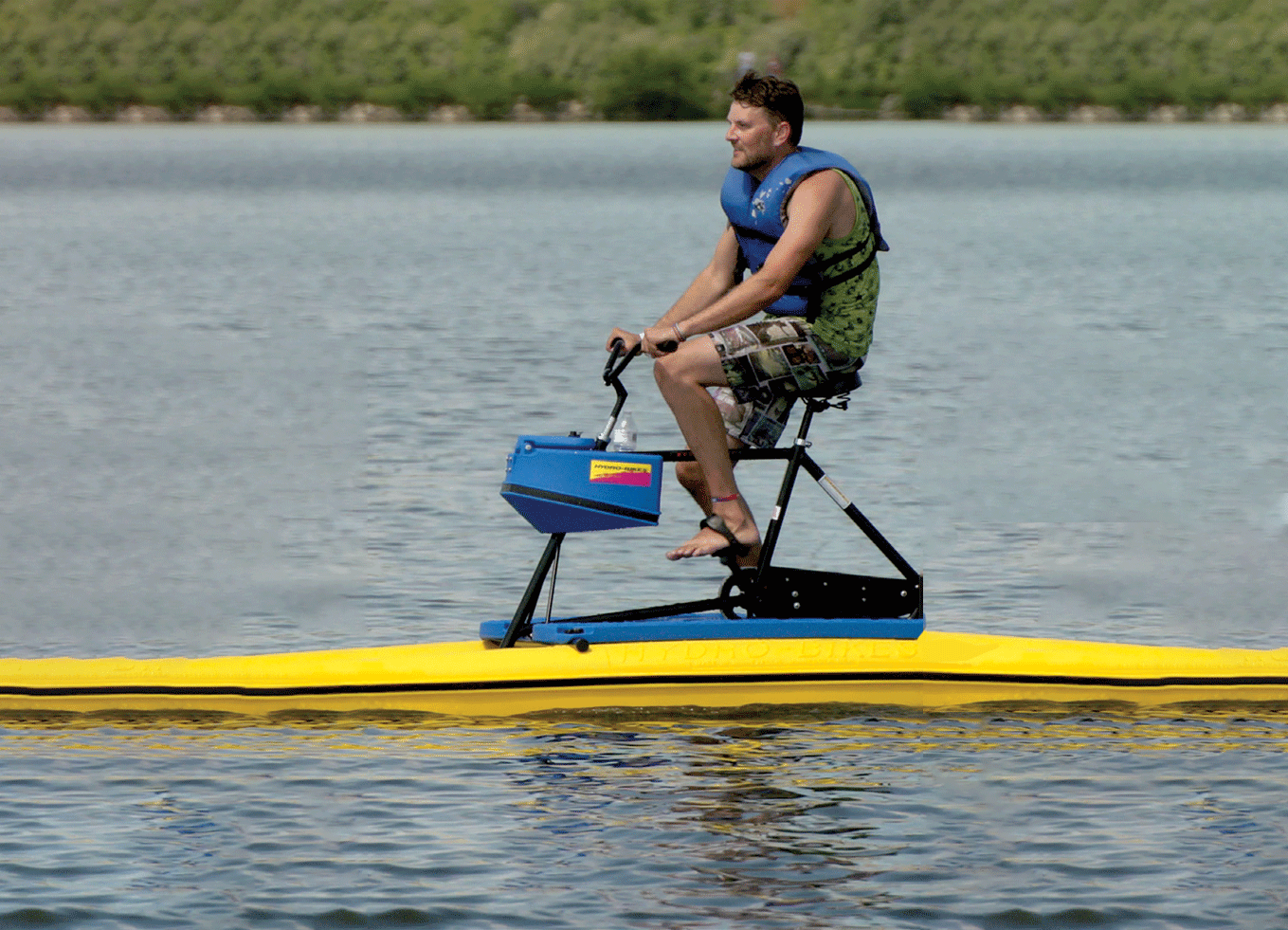 hydrobike vancouver boat rentals